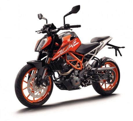 All New KTM 390 DUKE MY 2017