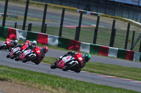 Asia Talent Cup 2 SUZUKA Japan 2017