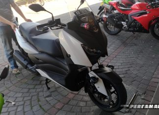 First Impression Yamaha XMAX 250 Indonesia