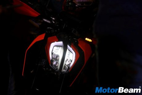 Headlamp LED KTM 390 DUKE MY 2017