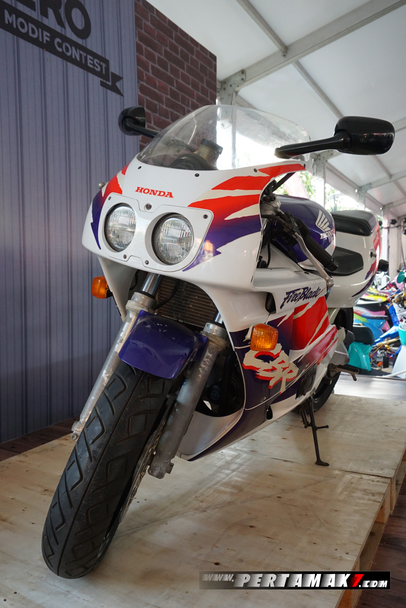 honda modification contest  regional jateng diy