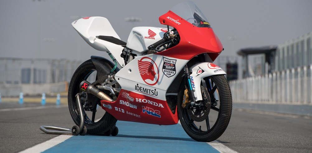 Honda NSF250R Asia Talent Cup