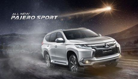 Mistubishi All New Pajero Sport Indonesia