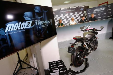 Moto2 Powered By Triumph on 2019