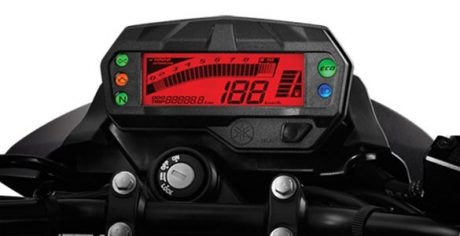 Speedometer Yamaha All New Byson FI Facelift 2017