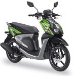Yamaha All New X-Ride 125 Warna Hijau Green Explorer