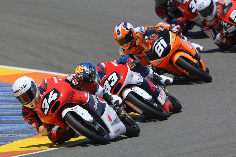 34 Andi Gilang Moto3 Junior World Championship