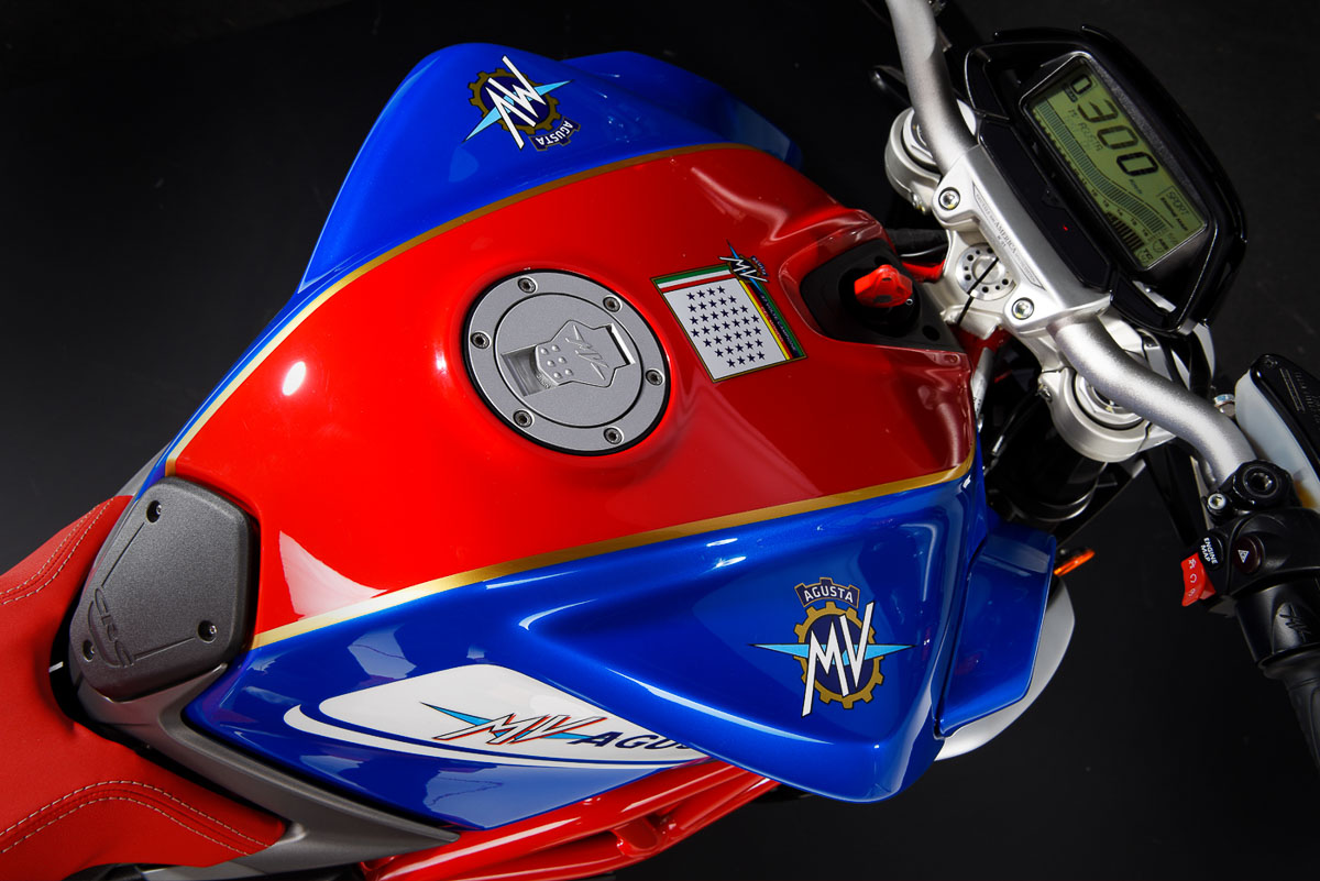 Fuel Tank Mv Agusta Brutale 800 America Special Edition 2017 26 p7