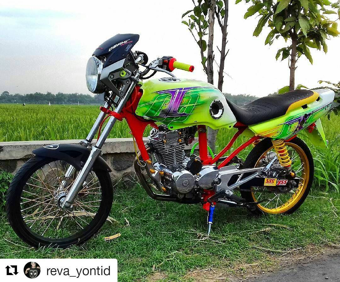 Honda Tiger Herex foto Google