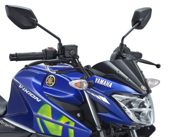 Lampu depan Yamaha All New Vixion Movistar MotoGP
