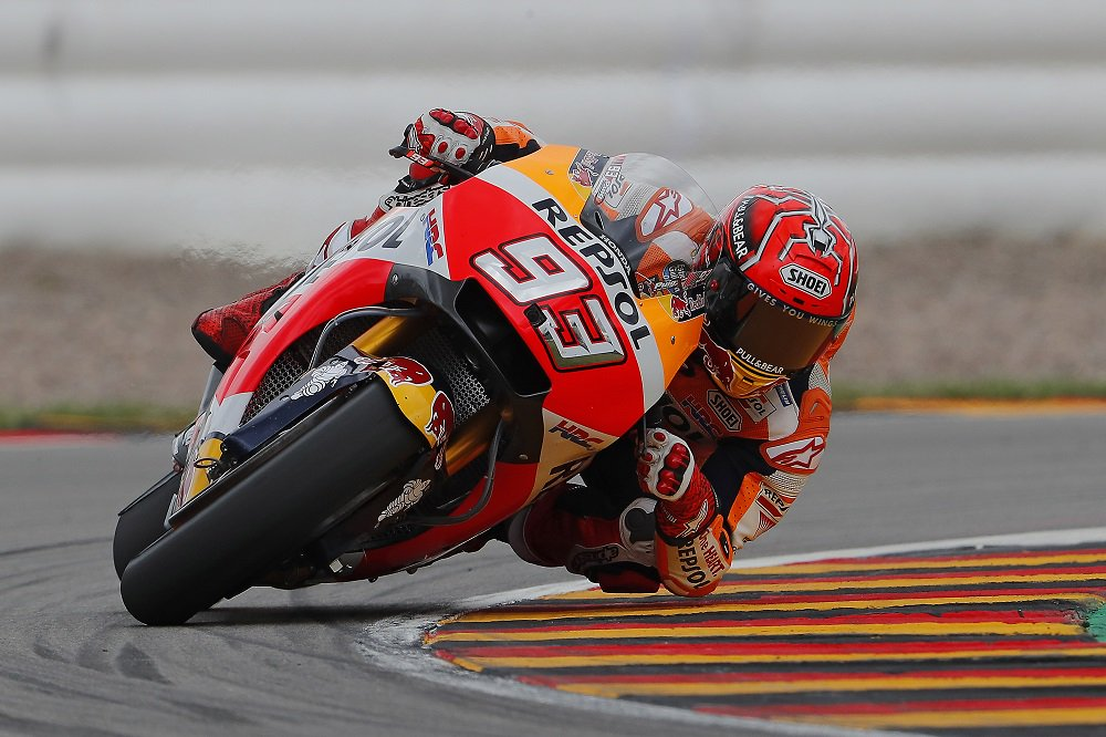 Marc Marquez MotoGP Germany 2017 MotoGP Jerman 2017