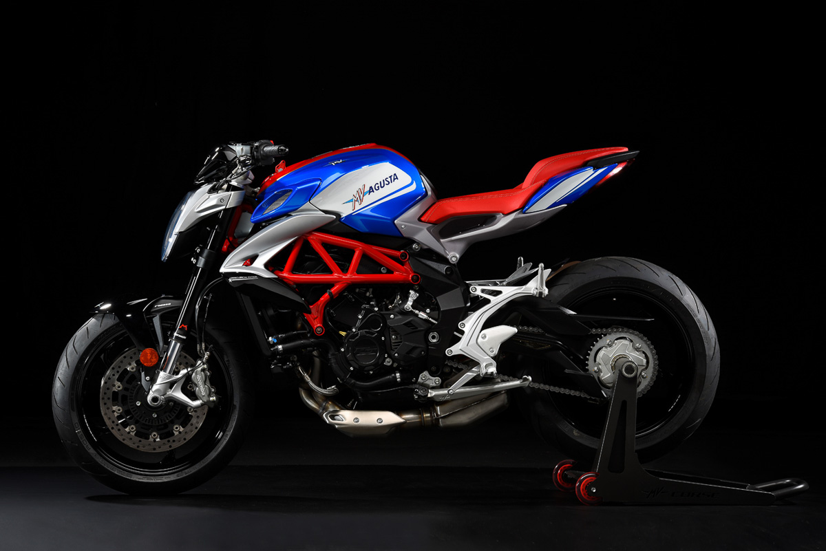 Mv Agusta Brutale 800 America Special Edition 2017 18 p7