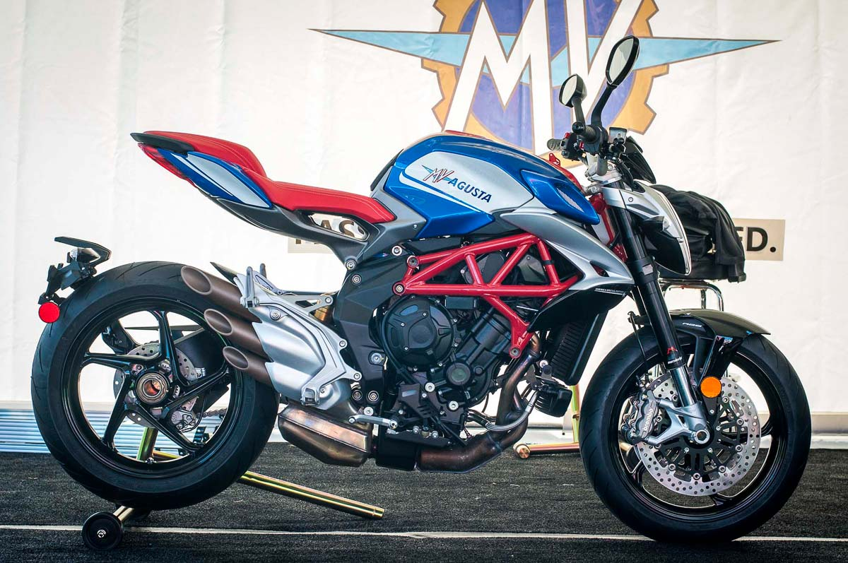 Mv Agusta Brutale 800 America Special Edition 2017 3 p7