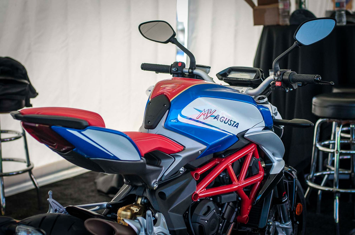 Mv Agusta Brutale 800 America Special Edition 2017 6 p7