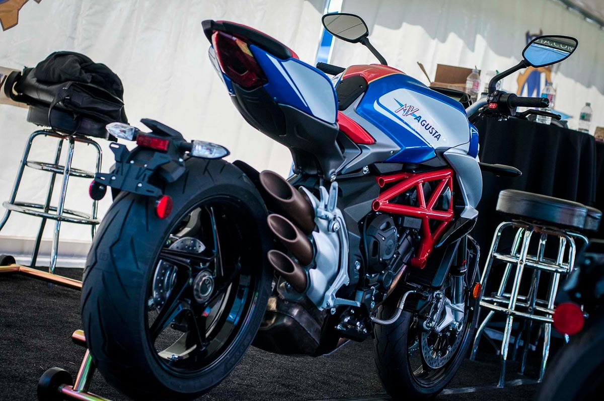 Mv Agusta Brutale 800 America Special Edition 2017 7 p7