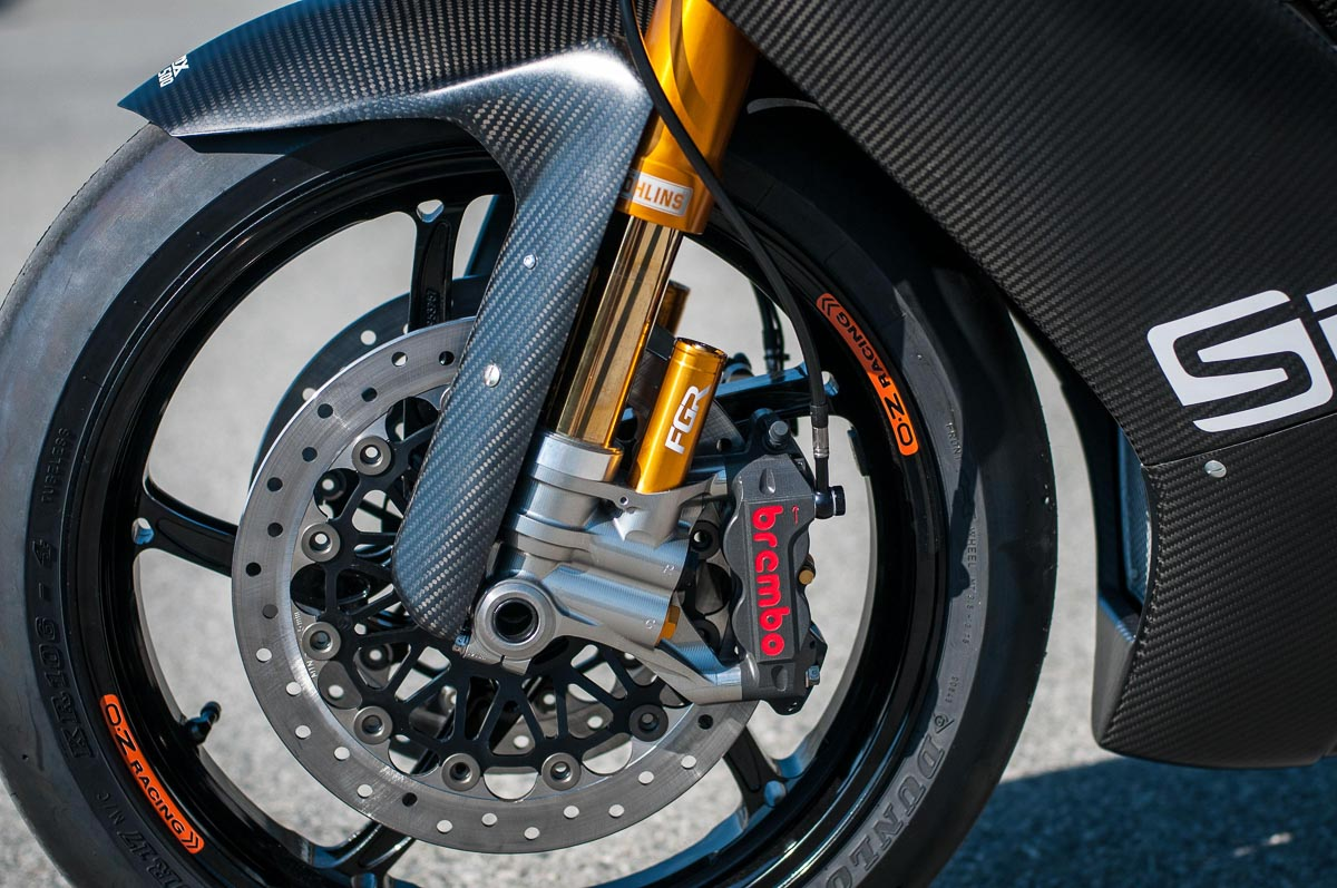 Ohlins Suter MMX 500 Brembo OZ racing