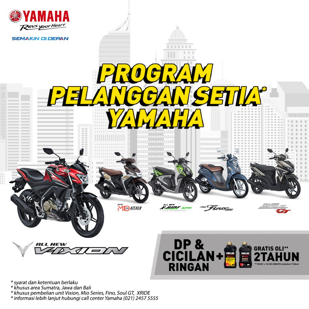 Program Setia Yamaha