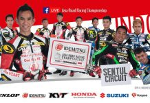 Asia Road Racing Championship Indonesia