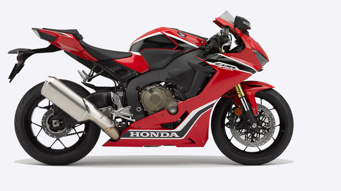 Honda All New CBR100RR ABS Indonesia Warna Victory Red