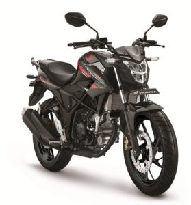 Honda CB150 Standart Edition Macho Black