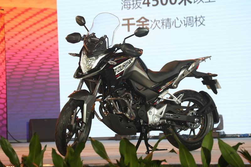 Honda CB190X Tourism Adventure Black