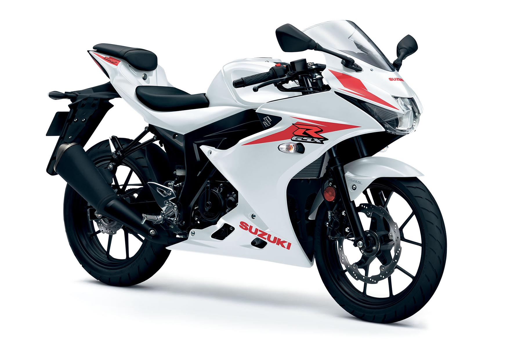 Suzuki GSX-R125 ABS UK Warna Putih p7