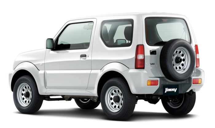 Suzuki Jimny JX 4X4 AT Indonesia
