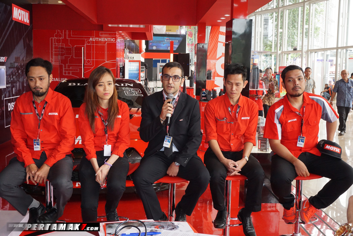 Team Motul GIIAS 2017