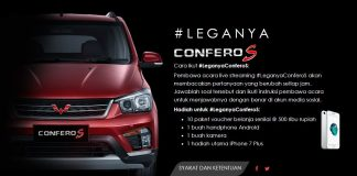 Wuling Confero S Launching