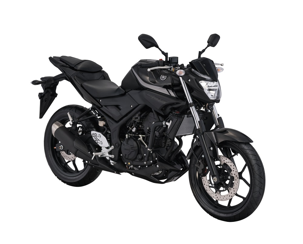 Yamaha MT-25 Black Metalic Model 2018