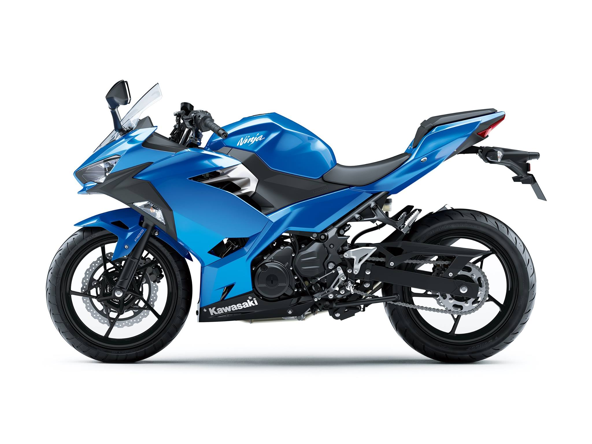 All New Kawasaki Ninja 250 FI Versi 2018 Warna biru 1 p7
