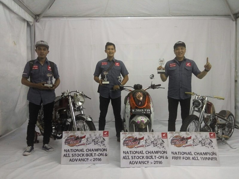 Final Battle Honda Modif Contest 2017