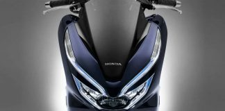 Headlamp Honda PCX Hybrid LED