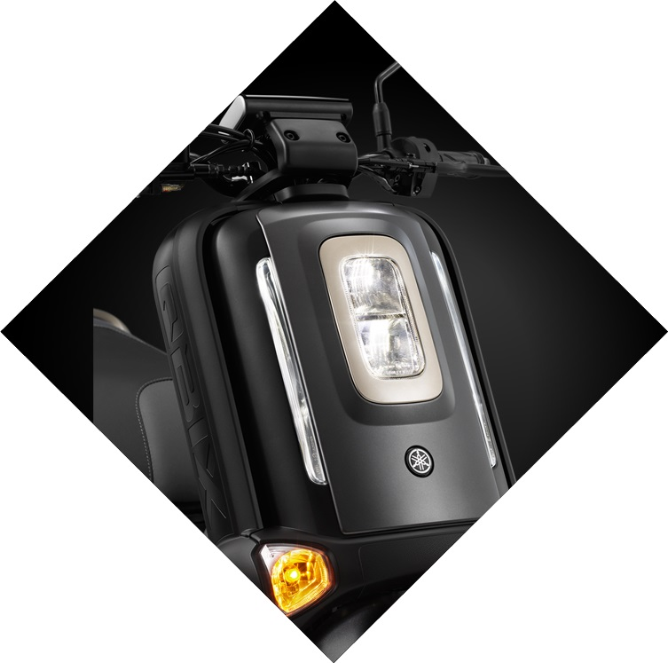 Headlamp Led Yamaha QBIX ABS