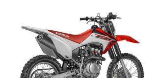Honda CRF150F Off Road 2015