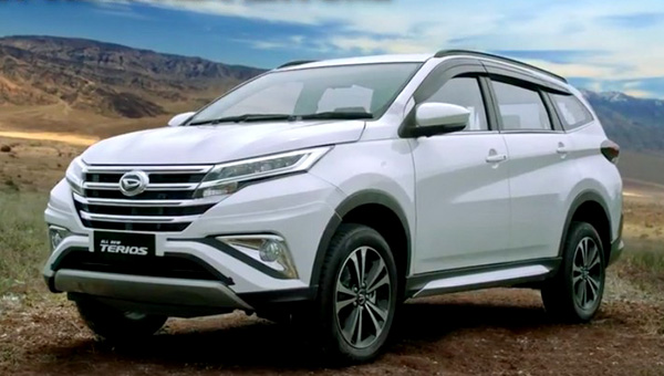 All New Daihatsu Terios 2018 Daily New Adventure