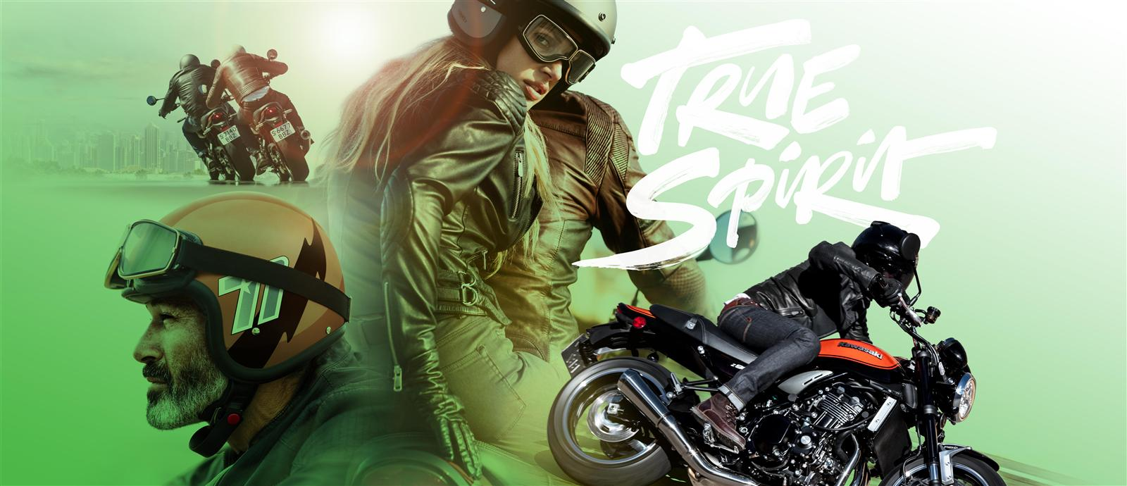 Kawasaki Z900RS True Spirit 2018