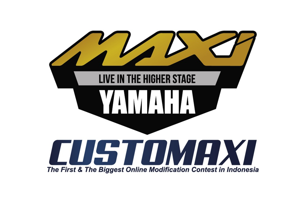 Logo CUSTOMAXI YAMAHA