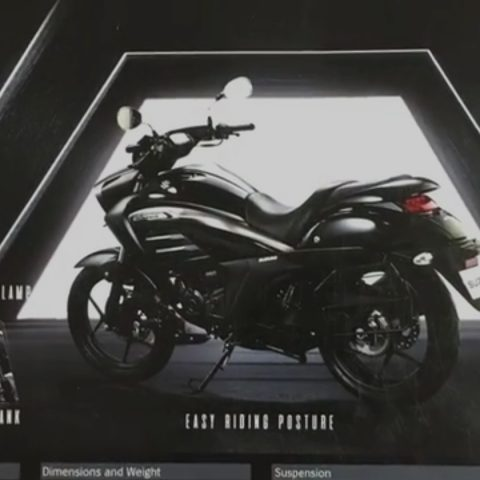 Scan Brosur Suzuki Intruder 150 India