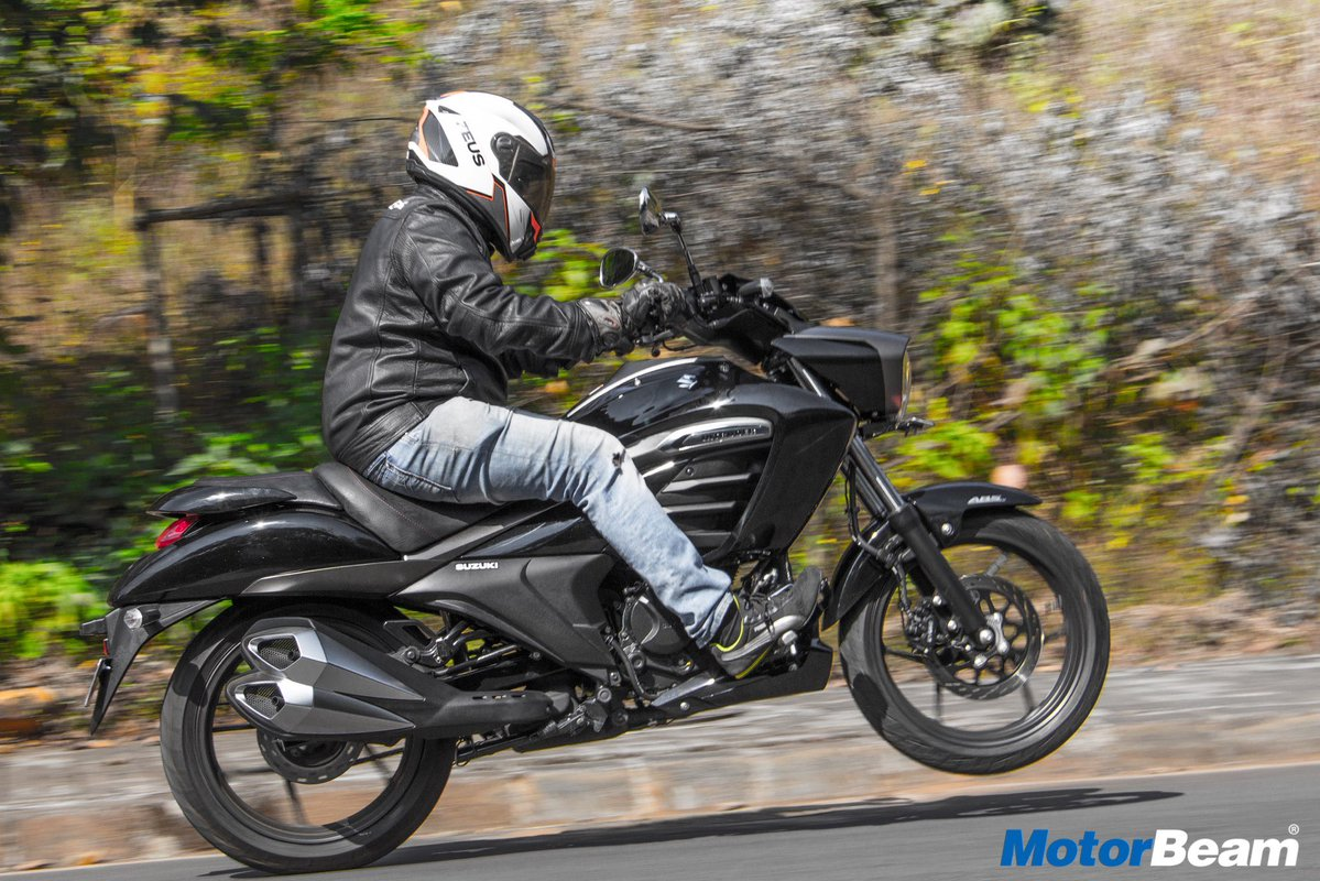 Testride Suzuki Intruder 150 India 1 p7