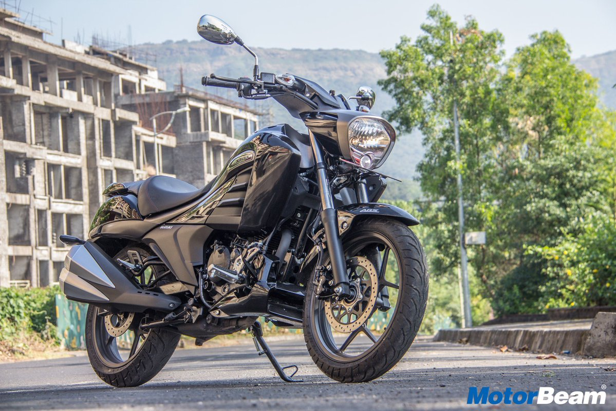 Testride Suzuki Intruder 150 India 4 p7