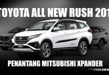 Toyota All New Rush 2018 musuh XPANDER pertamax7.com