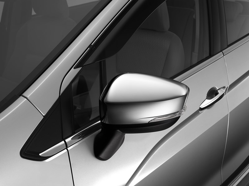 Aksesoris Mitsubishi XPANDER Door Mirror Chrome