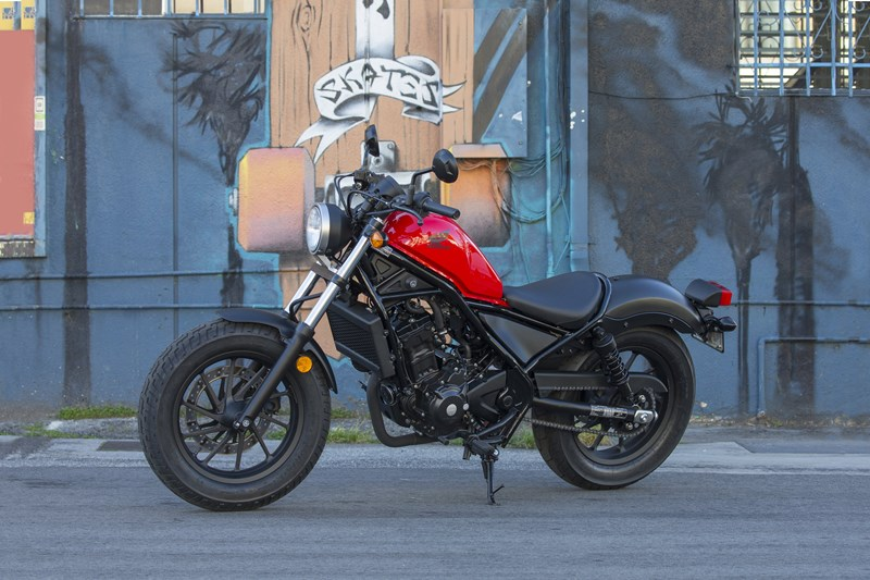 Honda Rebel 300 Model 2018 05 P7