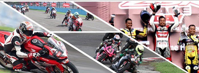 Juara Indonesia Honda CBR Race Day 2017