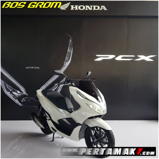 Launching Honda PCX Lokal Indonesia 07 P7