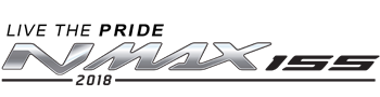 Logo Yamaha NMAX 155 Model 2018