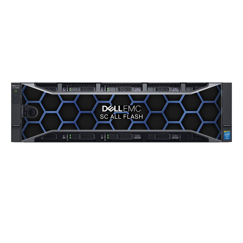 SC7020F Dell EMC All-Flash Midrange Storage
