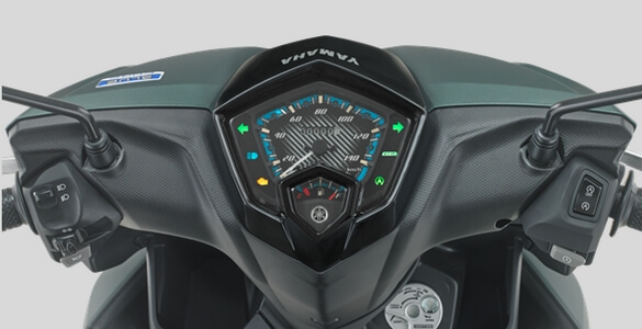 Speedometer Yamaha All New Soul GT 125 AKS SSS Green 2018