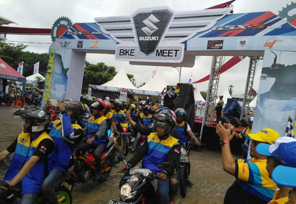 Suzuki Bike Meet Banjarmasin 2017 SBM 2 p7